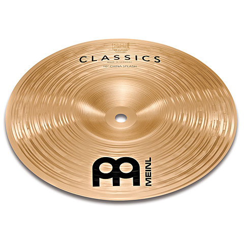 "Meinl Classics 10"" China-Splash"