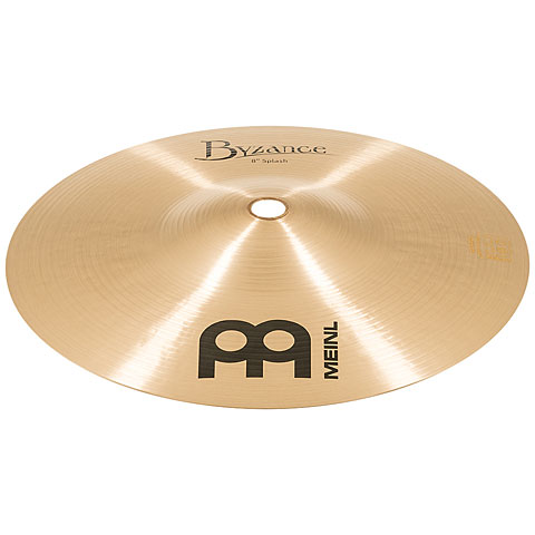 Meinl Byzance Traditional 8  Splash