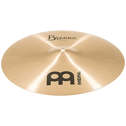 "Crash Meinl Byzance Traditional 14"" Thin Crash"