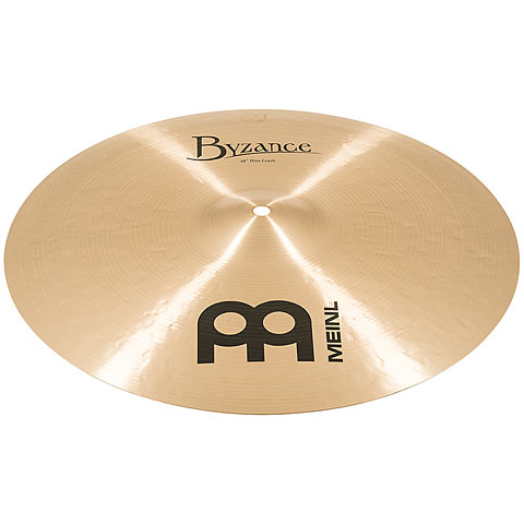 Meinl Byzance Traditional 16  Thin Crash