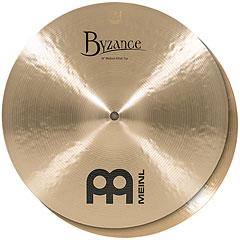 "Meinl Byzance Traditional 14"" Medium HiHat « Cymbale Hi-Hat"