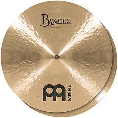 Meinl Byzance Traditional B14HH « Cymbale Hi-Hat