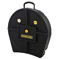 "Hardcase 22"" Cymbal Trolley « Etuis pour cymbales"