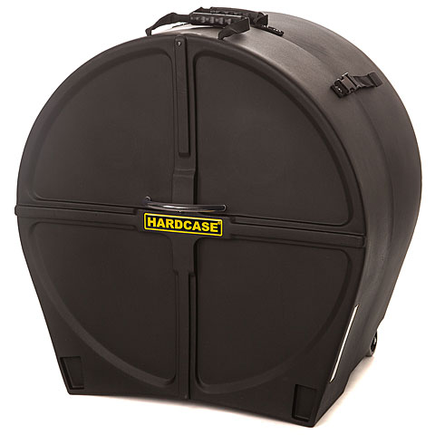 "Drumcase Hardcase 24"" Bass Drum Case"