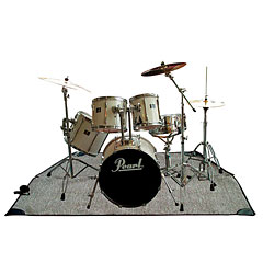Rockbag Drum Rug Grey 160 x 200 cm