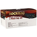 Rockbag Student 20/10/12/14/14 Drum Bag Set + Cymbal & Sti « Τσάντα ντραμ