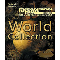 Roland SRX-09 World Collection « Sintetizador