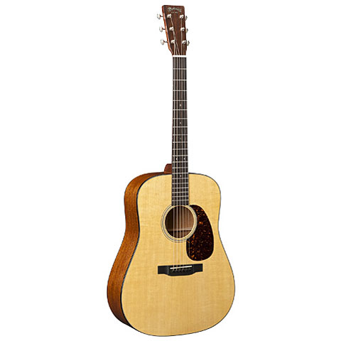 Guitare acoustique Martin Guitars D-18