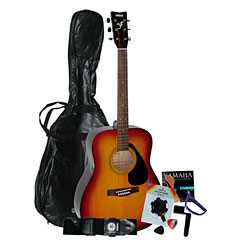 Yamaha F310 TBS Package « Pack guitare acoustique