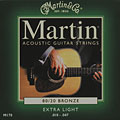 Saiten Westerngitarre Martin Guitars M 170