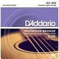 Set di corde per chitarra western e resonator D'Addario EJ26 .011-052