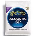 Stålsträngar Martin Guitars MSP 3050