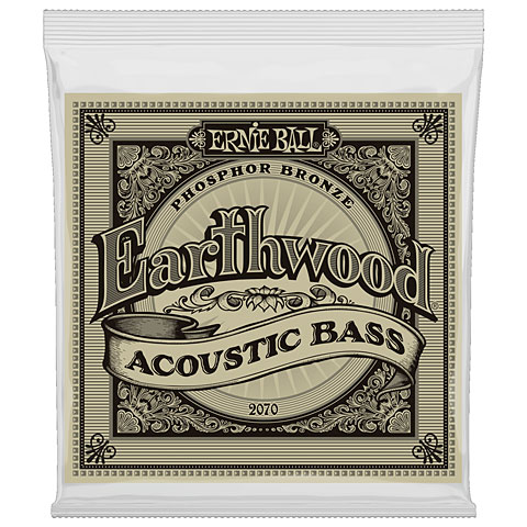 Ernie Ball Earthwood Phosphor Bronze 2070
