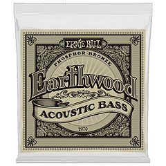 Ernie Ball Earthwood Acoustic Bass Phosphor Bronze 2070 .045-095 « Cuerdas bajo acústico