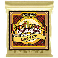 Ernie Ball Earthwood Light 80/20 Bronze 2004 .011-052