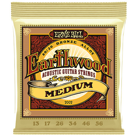 Ernie Ball Earthwood EB2002 013-056