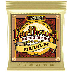 Ernie Ball Earthwood Medium 80/20 Bronze 2002 .013-056