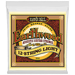 Ernie Ball Earthwood 12-String Light 80/20 Bronze 2010 .009-046 « Saiten Westerngitarre