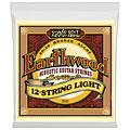 Saiten Westerngitarre Ernie Ball Earthwood 12-String Light 80/20 Bronze 2010 .009-046