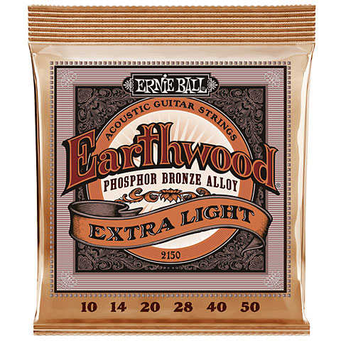 Ernie Ball Earthwood EB2150 .010-050