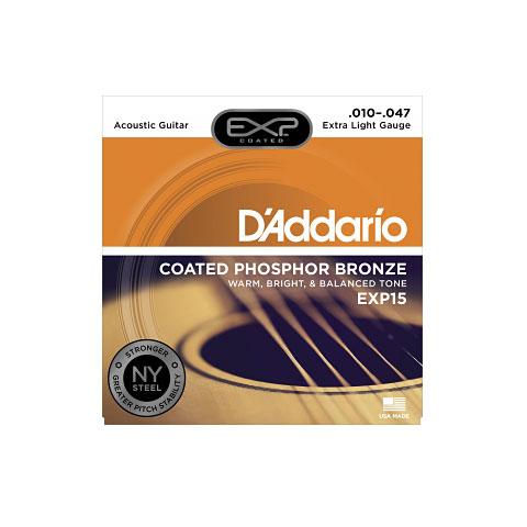 D'Addario EXP15 .010-047
