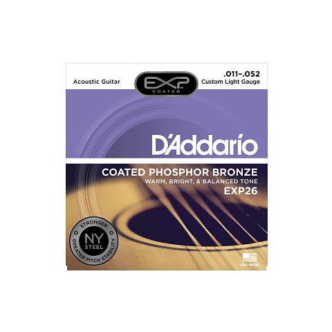 D'Addario EXP26 .011-052