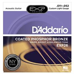 D'Addario EXP26 .011-052 « Cuerdas guitarra acúst.