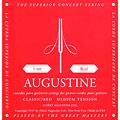 Струны для концертной гитары  Augustine Classic Red