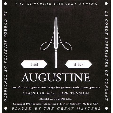Saiten Konzertgitarre Augustine Classic Black