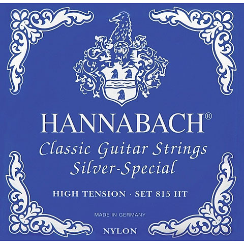 Hannabach 815 HT Silver Special Blue