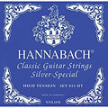Classical Guitar Strings Hannabach 815 HT Silver Special Blue