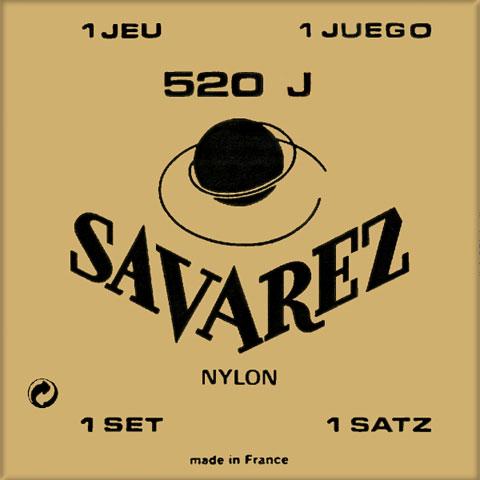 Corde guitare classique Savarez 520 J