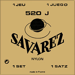 Savarez 520 J « Classical Guitar Strings