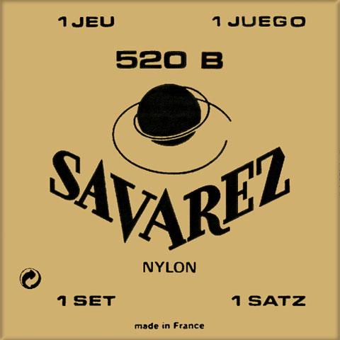 Corde guitare classique Savarez 520 B