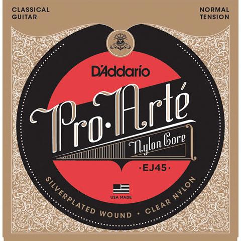 Saiten Konzertgitarre D'Addario EJ45 Pro-Arté