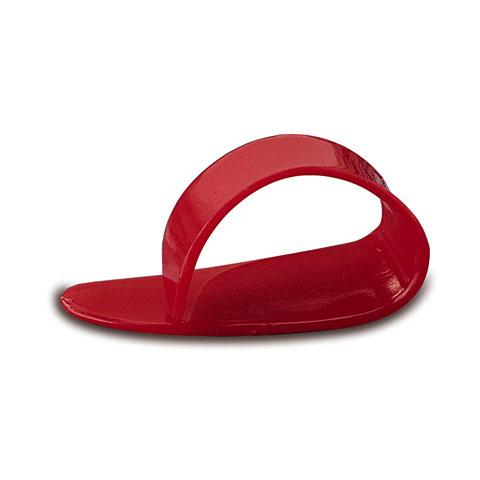 Plektrum Dunlop Delrin Red Thumbpick, Medium