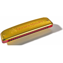 Hohner Golden Melody 40 C « Tremolo-Mundharmonika