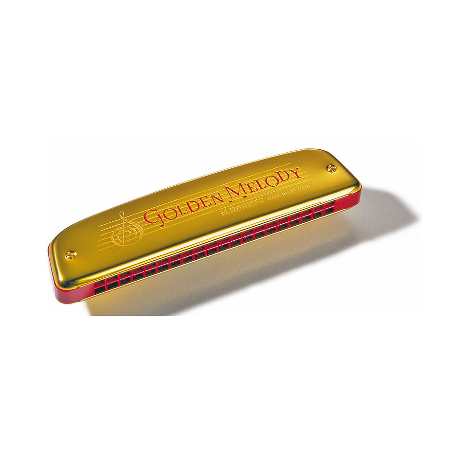 Hohner Golden Melody C 40 « Tremolo Harmonica