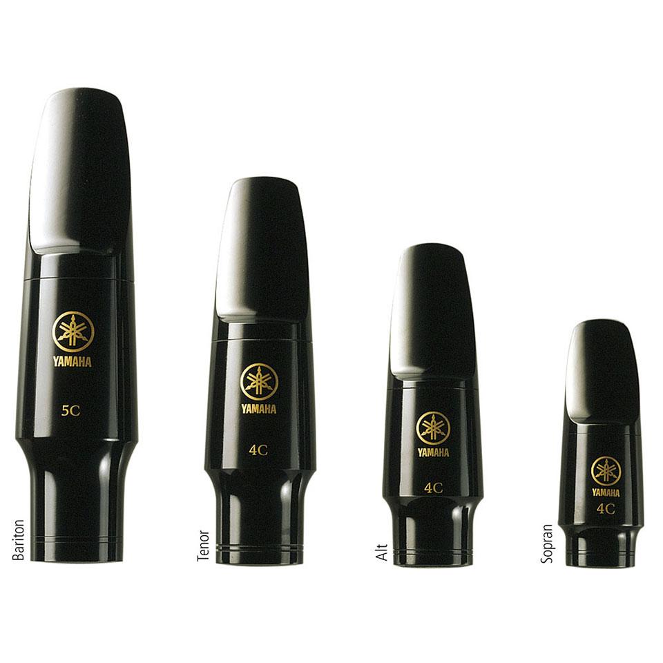 Yamaha 4c Sopransax Mouthpiece Standard 171 Mouthpiece