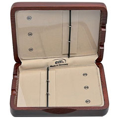 Arnolds & Sons Clarinet Reed Case, mahagoni « Blattetui
