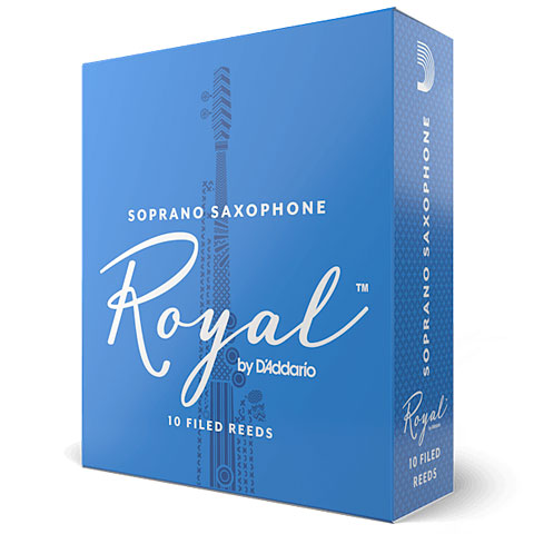 Rico Royal Sopransax 3,0