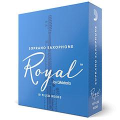 Rico Royal Sopransax 4,0 « Reeds