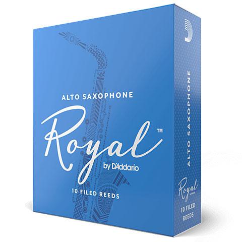 Blätter D'Addario Royal Alto Sax 1,0