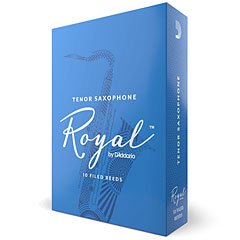 D'Addario Royal Tenorsax 3,0 « Anches