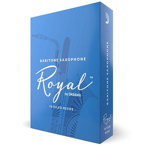 Cañas D'Addario Royal Baritone Sax 3,0