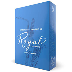 D'Addario Royal Baritone Sax 3,0 « Anches