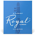 Blätter D'Addario Royal Bb-Clarinet 2,5