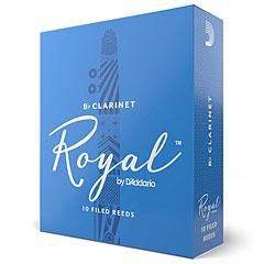 D'Addario Royal Bb-Clarinet 4,0 « Blätter