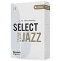 Rieten D'Addario Select Jazz Filed Alto Sax 2S
