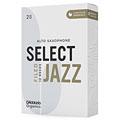 Reeds D'Addario Select Jazz Filed Alto Sax 2H